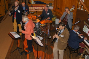 De Spiegeltent Swingband